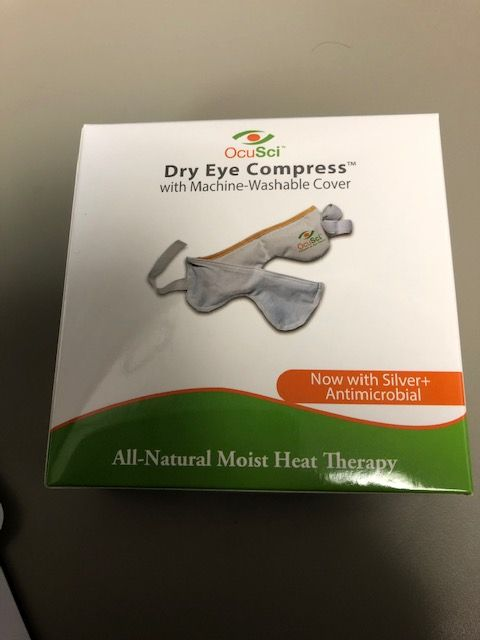 Dry Eye Compress